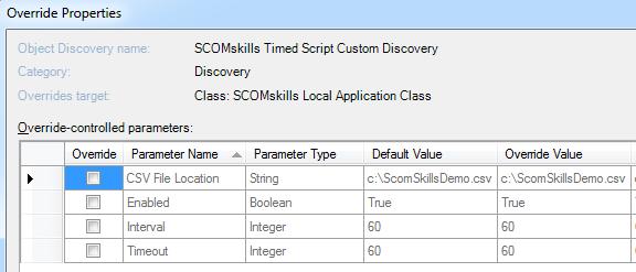 Timed Script Discovery (vbscript part 2)   scomskills>blog